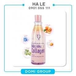 Thành phần nước uống Collagen Schon