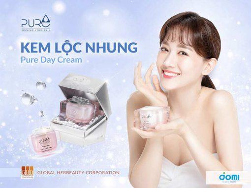 Hari Won - Đại sứ thương hiệu của Kem Dưỡng da ban ngày Pure