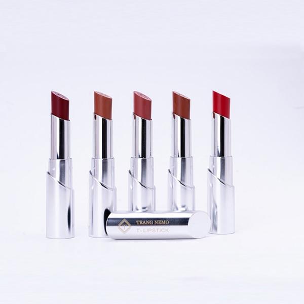 Son Trang Nemo Lipstick Beauty 5 màu Quyến rũ