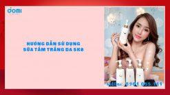 Sữa tắm trắng da SK8 – Nano Whitening Nourishing Body Cleanser Hàn Quốc